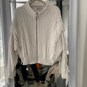Wildfox Couture knit sweater
